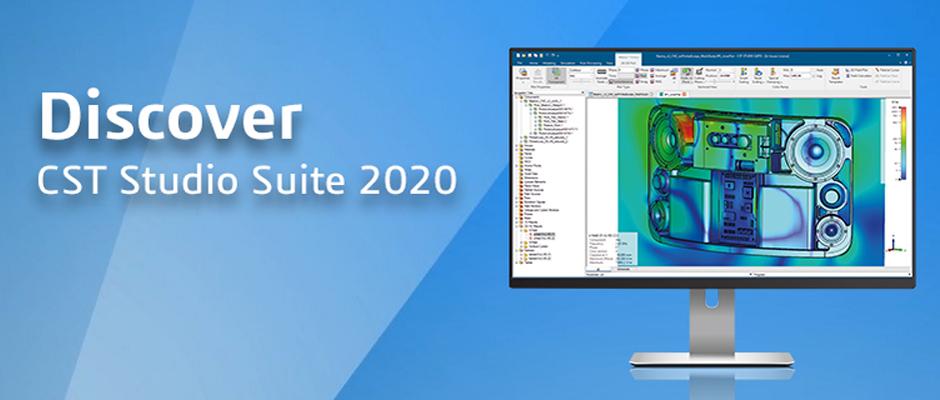 CST STUDIO SUITE 2020